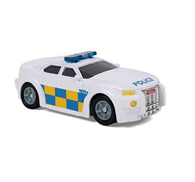 Tonka Diecast First Responders Police Car