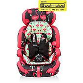 Cosatto Zoomi Group 123 Anti-Escape Car Seat (Flamingo Fling)