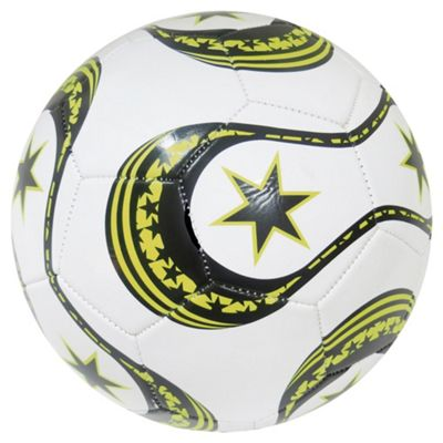 Mookie Football Size 5 Stitched Ball