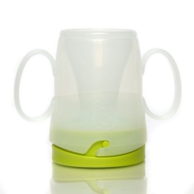 Kids Kit Tip N Sip Non Spill Training Cup (Green)