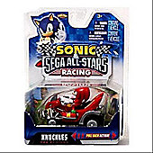 Sonic All-Stars Pullback Racer - Knuckles - Figures