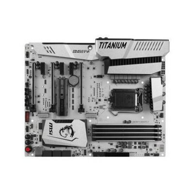 MSI Z270 MPOWER GAMING TITANIUM Intel 1151 Motherboard