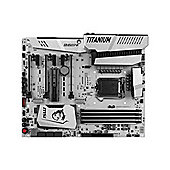 MSI Z270 MPOWER GAMING TITANIUM Intel 1151 Motherboard