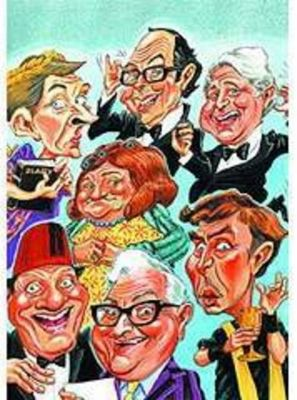 Heroes Of Comedy Legends Puzzle