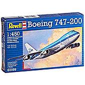 Revell Boeing 747-200 1:450 Scale Model Kit - Hobbies