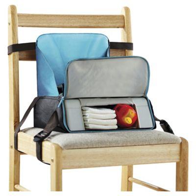 Munchkin Travel Booster Seat - Grey
