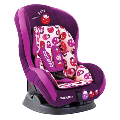 Cosatto Moova Car Seat Hello Dolly