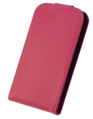 Tortoise™ Genuine Leather Flip Case Samsung Galaxy SIII Pink