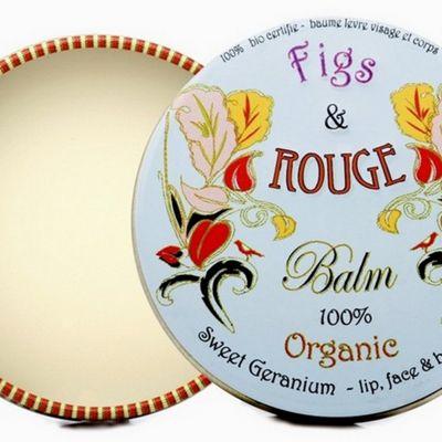 Lip Balm - Sweet Geranium (8ml Balm)