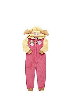 Nickelodeon Paw Patrol Skye Fleece Hooded Onesie - Pink