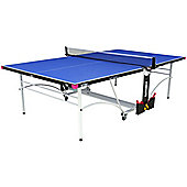 Butterfly Spirit 10 Outdoor Table Tennis Table (Blue)
