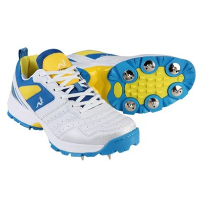 Woodworm Ib Select Cricket Shoes With Spikes - Uk7