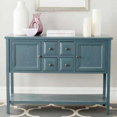 Safavieh Archer Sideboard - Navy