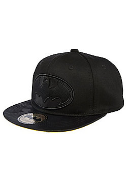 DC Comics Batman Snapback Cap - Black