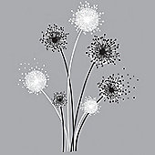 Giant Dandelion Wall Sticker