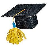 Graduation Mortar Hat Pinata - 50cm tall