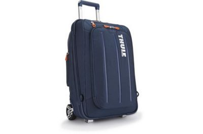 Thule Crossover 38 Litre Rolling Carry-On Dark Blue Case-s
