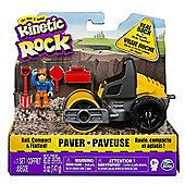 Kinetic sand Rock Paver Vehicle