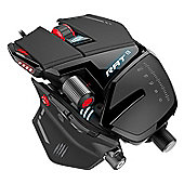 Mad Catz RAT 8 Optical Gaming Mouse 12000dpi - Black