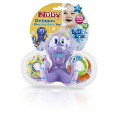 Nuby Floating Octopus