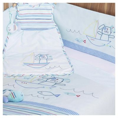 Lollipop Lane Fish and Chips 4 piece Cot/Cot bed Bedding Bale