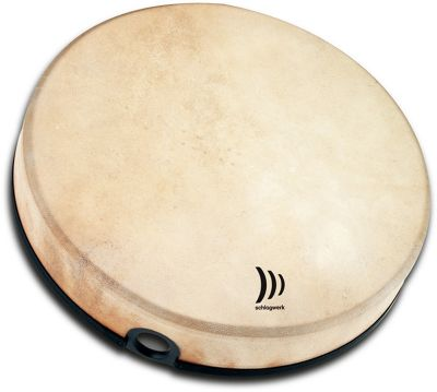 Schlagwerk RT BEN Bendir 16 Goatskin Drum With Snare Strings