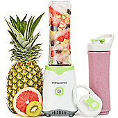 Andrew James Sports Smoothie Maker Personal Blender in Green