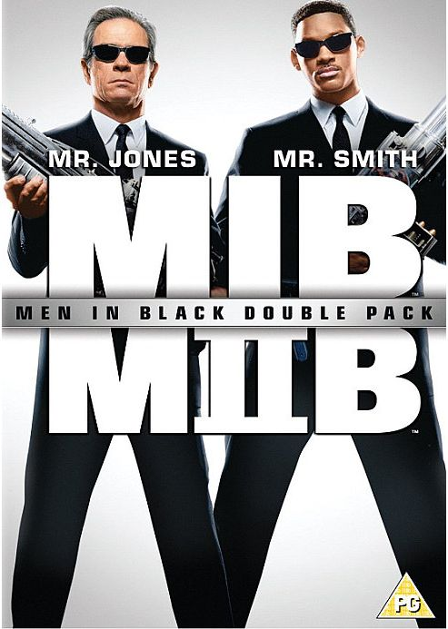Men In Black / Men In Black 2  (DVD Boxset)