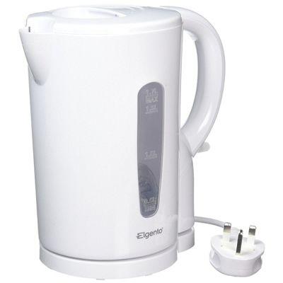 Elgento E10014W 1.7 Litre Electric Kettle - White