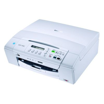 Brother DCP-195C Compact Colour Inkjet Multifunction Printer
