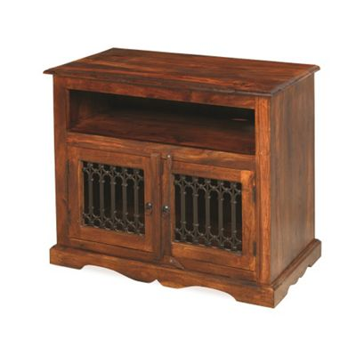Maharajah Indian Rosewood Small TV Unit