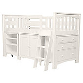Harvey Ivory Sleep Station Right Hand Ladder
