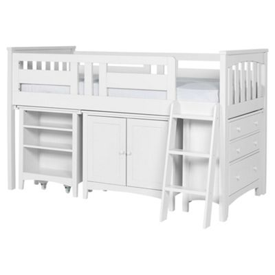 Harvey Sleep Station Ladder Right Ivory