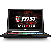 "MSI GT73 17.3"" Intel Core i7 16GB RAM 1000GB 512GB Windows 10 Gaming Laptops Black"
