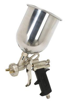 Sealey SG4 - Spray Gun Standard Gravity Feed 1.4mm Set-Up