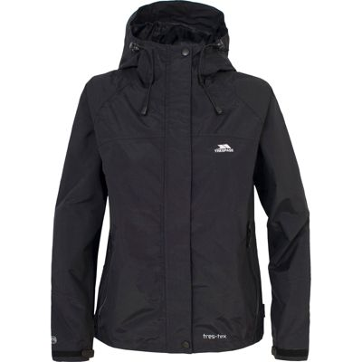 Trespass Ladies Miyake Jacket Black M