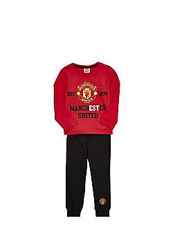 Manchester United FC Pyjamas - Red