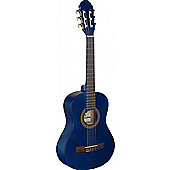 Stagg C410 1/2 Size Classical Guitar - Blue