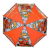 Marvel The Ultimate Spiderman 'Go Spidey Bubble' PVC Umbrella