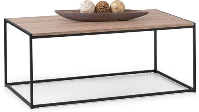 Mason and Bailey Hamilton Oak Effect Coffee Table