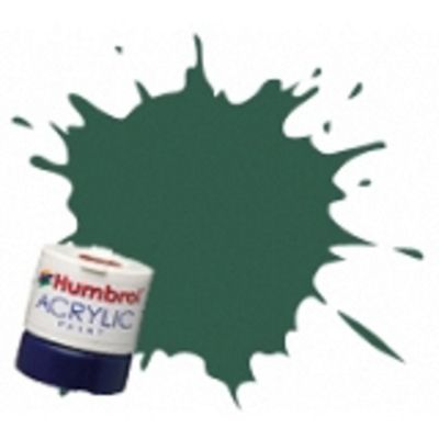Humbrol Acrylic - 14ml - Matt - No116 - US Dark Green