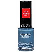 Revlon Colorstay Nail Enamel / Varnish 11.7ml - 280 Blue Slate