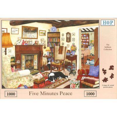 Five Minutes Peace Puzzle