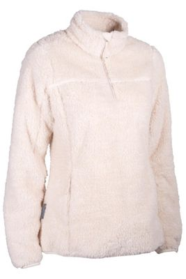 Yeti Womens Supersoft Warm Thick Heavy Thermal Log Sleeve Top Fleece Jacket Coat