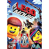 The Lego Movie: Minifigure Edition (DVD)