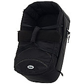 OBaby Zeal Carrycot (Black)