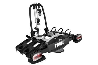 Thule VeloCompact 927 Towbar Mounted Carrier for 3 Bikes with 7 Pin Electrics