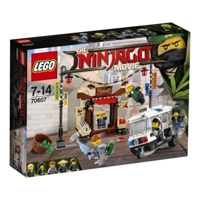 Buy LEGO Ninjago Movie City Chase 70607 from our Toys for 13-17 ...