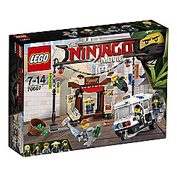 LEGO Ninjago Movie City Chase 70607