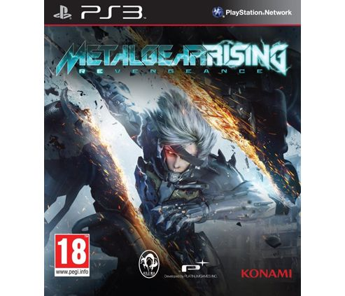 Metal Gear Rising - Revengeance (PS3)